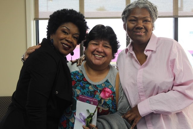 You are browsing images from the article: Sherri's Crowning Glory hosts Mobile Mammography