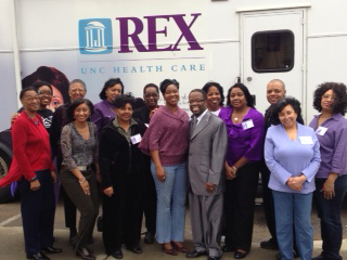 You are browsing images from the article: Rex Mobile Mammography - 01-30-13