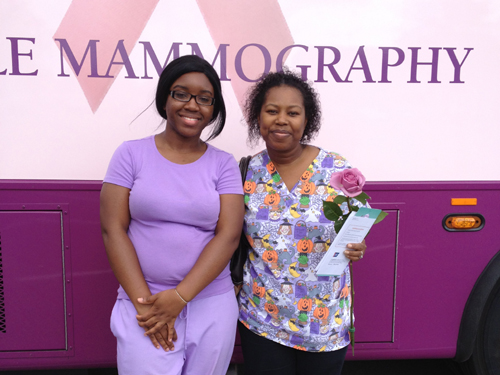 You are browsing images from the article: Rex Mobile Mammography - 10/02/12