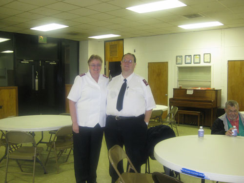 You are browsing images from the article: Salvation Army Presentation